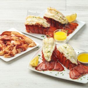 Lobster Lovers For Four Wild Caught Lobster Meat Lobster Tails