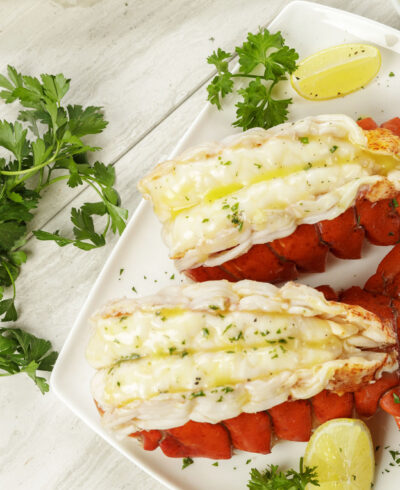 Maine Lobster Tails 4 oz