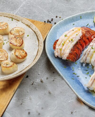 Seafood Duo for Two